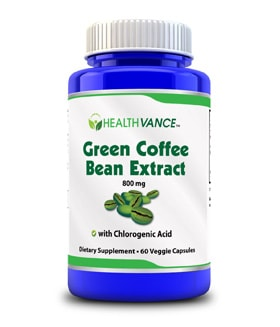 Green Coffee Bean Extract - 800 mg