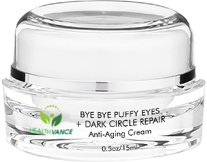 Bye Bye Puffy Eyes - Anti-Aging Cream