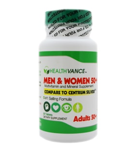 Men & Women Multivitamin Supplements