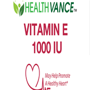 Vitamin-E 1000 IU - Dietary Supplement