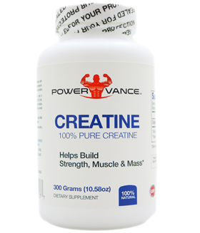 Creatine Powder 300 Grams | 100% Pure