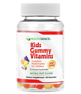 Kids Complete Gummy Vitamins